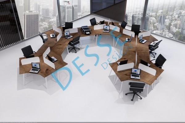 Özgür çelik Marwood Ofis Workstation Tasarım