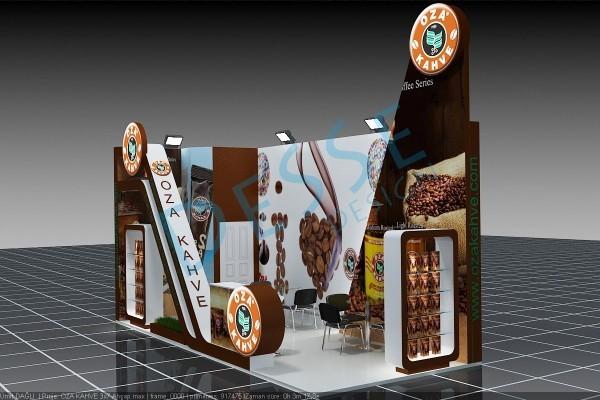 3d-çizim-oza-kahve-ahşap-fuar-stand