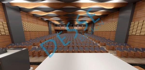 Erdem Ofis Konferans_Salonu_Tasarımı