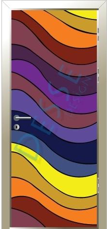 FR-570_Gökkuşagı_Dortek_3d_kapı modelleme render