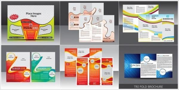 Broşür Grafik Tasarım 3