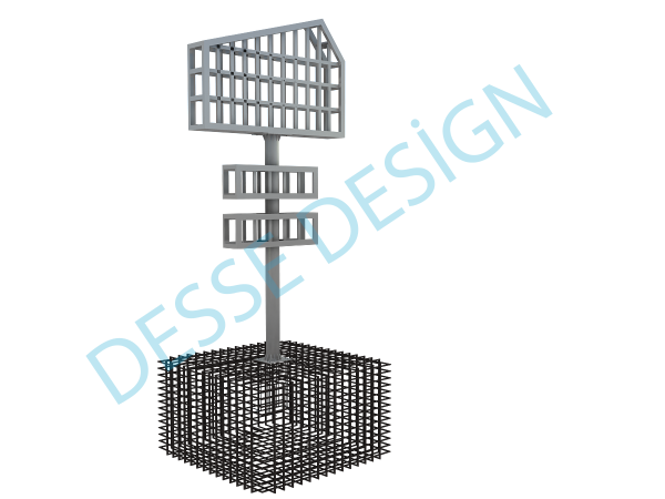 Makyol TOTEM 3d Tasarım Modelleme