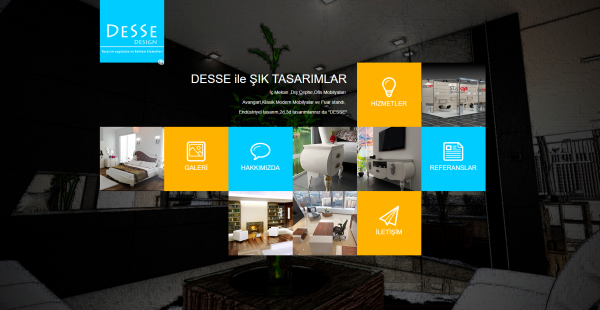 Desse Design Web Tasarım