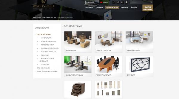 Marwood Ofis Web Tasarım Hizmetleri